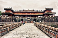 Imperial citadel | Hue. Source: http://www.sapa-tours.net/