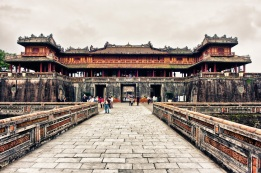 Imperial citadel   Hue. Source: http://www.sapa-tours.net/