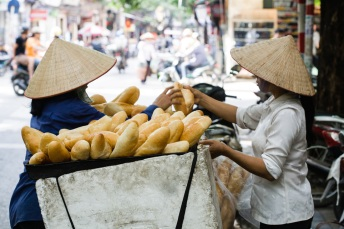 Daily earn a living. Source: http://www.wideeyedtours.com/