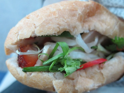 Vietnamese burger. Source: http://foodicles.blogspot.com/2010/04/local-eating-in-saigon.html